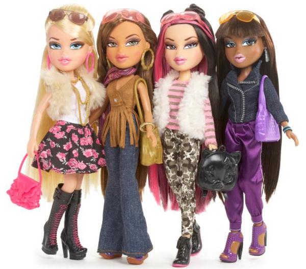 Самые модные кукла