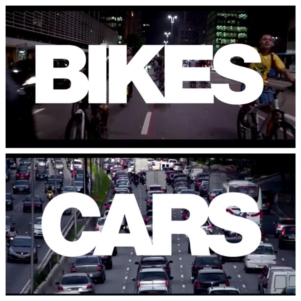 Bikes Vs. Cars Documentary Streaming el docu Bikes vs Cars