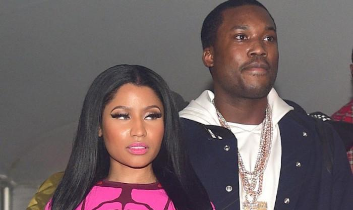 Exclusive.. Nicki Minaj and Meek Mill calls it quits. Couple split. http://t.co/ehX3hLBGdI #nickiandmeek #NickiMinaj http://t.co/fTusGhp8zv