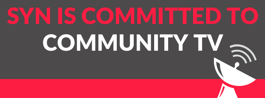 We believe that Community TV is crucial to ensuring Australia's media remains deep and plural #committocommunitytv http://t.co/DzFuVq7cgE