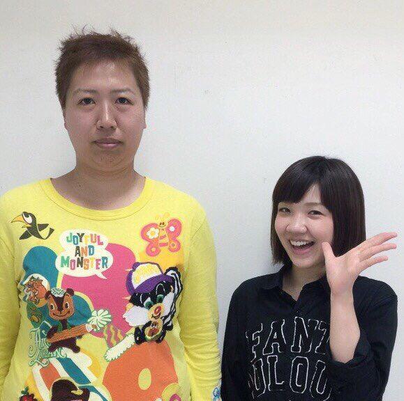 ご報告させて頂きます。 本日より、東京よしもとで、福田麻貴ちゃんと【キス】というコンビを組みました。 東京の地で新しいコンビで一から頑張りますのでよろしくお願い致します。 舞台決まり次第お知らせしますので見に来て下さい。 http://t.co/uZYU4ZKaXW