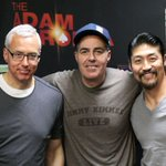 RT @brian_tee: Was on the latest @adamcarolla and @drdrew Show! #JurrasicWorld  @UniversalPics   LINK: http://t.co/BnoPhyBqhH http://t.co/1…
