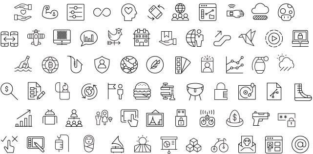 Streamline 2.0 launched! Now you can download 4000 icons. The world largest icon collection! http://t.co/Tr7eTscvSq http://t.co/MS9suYldj4