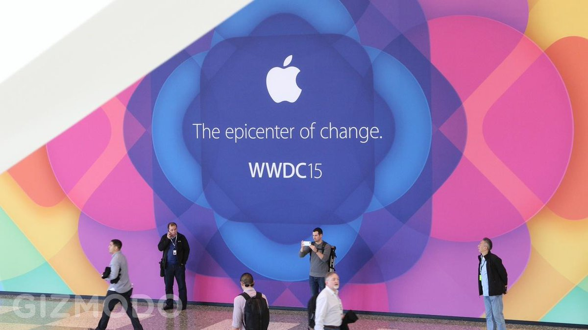 I'm liveblogging Apple's WWDC 2015 in 35 minutes! Follow along right here: http://t.co/z3uEmlaa1g http://t.co/R506KZmHBS