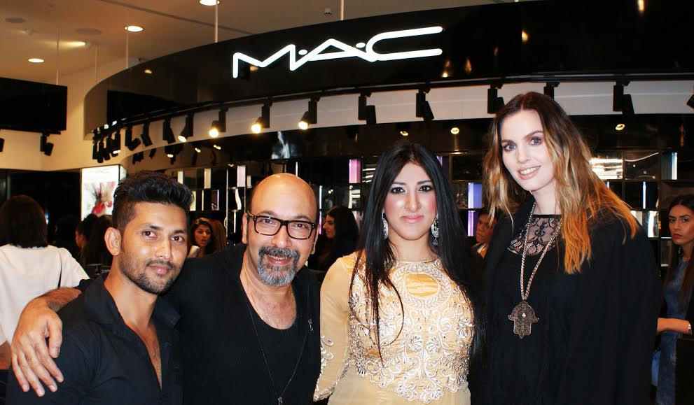 Exclusive: mac masterclass with director of makeup in india @maccosmetics by @aliaraffia - scoopnest.com