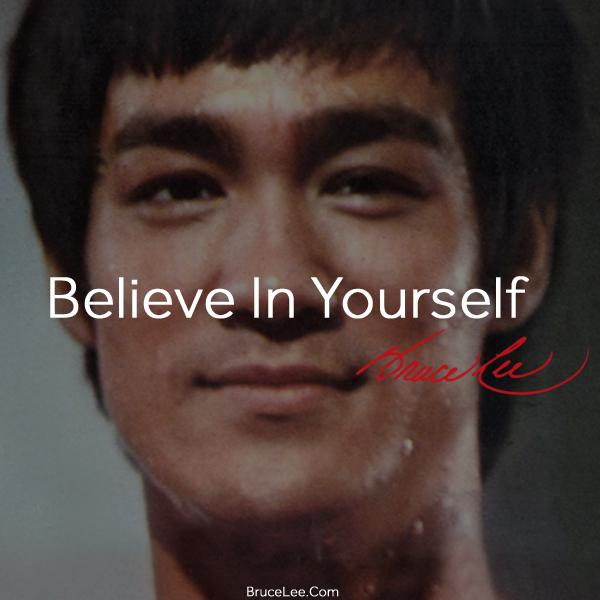 Believe In Yourself #BeYou #BruceLee #NeverGiveUp http://t.co/xpDCBz5wMr