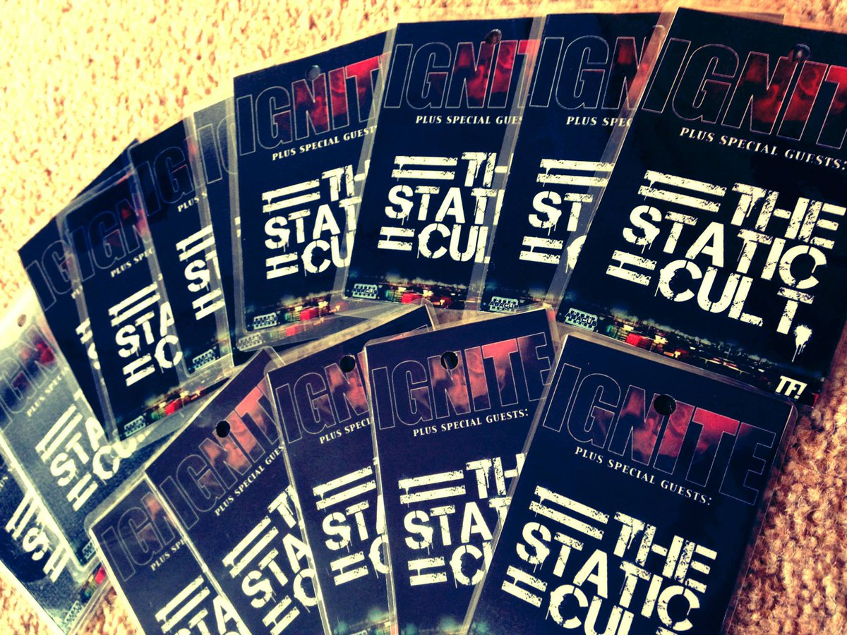 Passes for our show with Ignite!! http://t.co/GoIeDbzazd