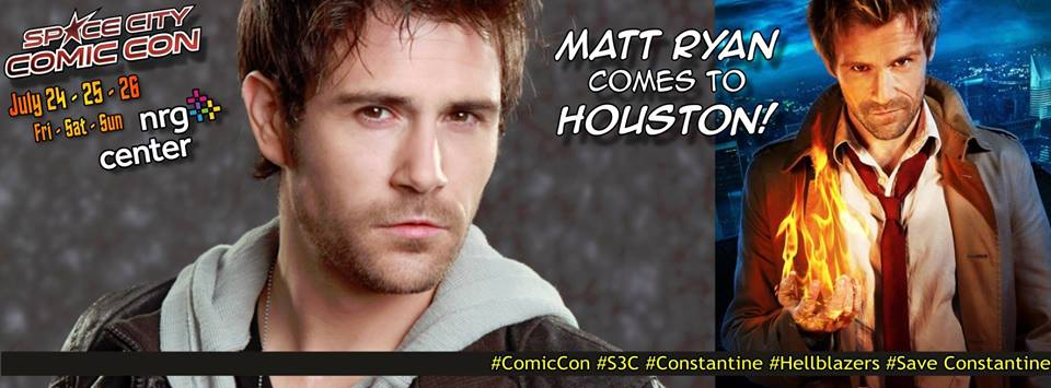 OMG OMG #OMG! Matt Ryan is going to be at #SpaceCityComicCon? #Fangirling #Constantine http://t.co/kgKPudKqIy