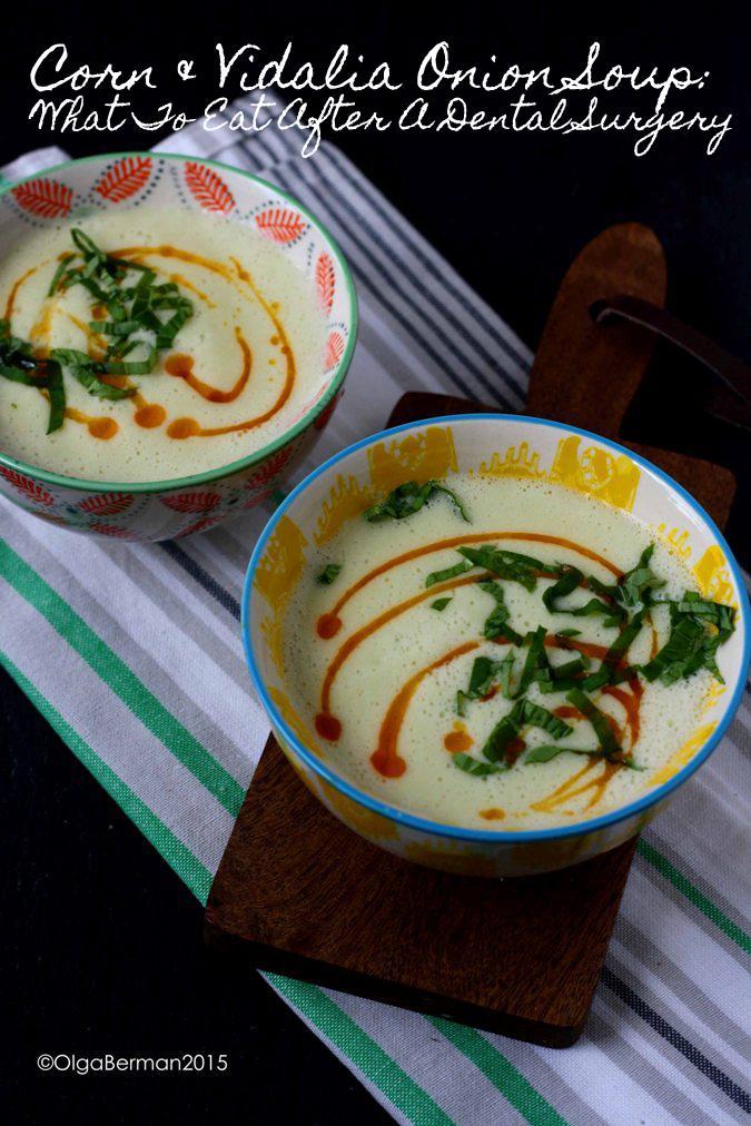 {New Post} Vegan Corn & Vidalia Onion Soup http://t.co/MGVIK6ytGr @MeatlessMonday @latimesfood #vegan #soup http://t.co/ItMlzhVKtX