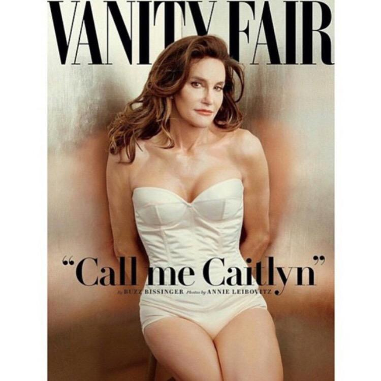Caitlyn Jenner Formerly Known As Bruce Appears On