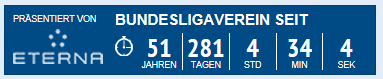 Keren RT @OneSportBall: Gajadi degradasi, Jam di Hamburg terus berjalan, 52 tahun Hamburg SV main di Bundesliga. http://t.co/QPQgn6DuLa