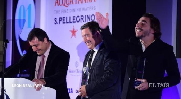 ÚLTIMA HORA: El Celler de Can Roca, mejor restaurante del mundo según la revista 'Restaurant' http://t.co/ZkgTRXjKgf http://t.co/CAZLsSsT8c