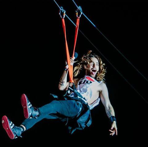 RT @meand30stmars: One of the best times of the Rock in Rio @JaredLeto @30SECONDSTOMARS http://t.co/n8S1X1L5lM