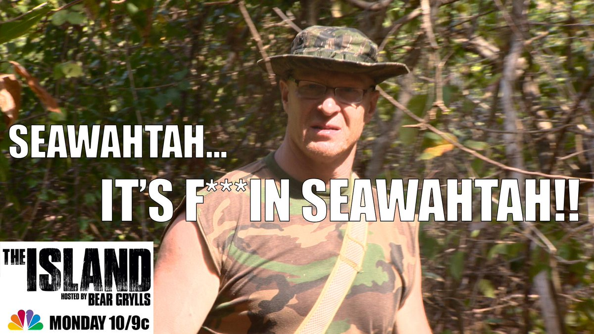 30MINS FROM NOW… #THEISLAND on NBC!! WILL THE GUYS FIND MORE SEAWAHTAH TONIGHT? (Dedicated to @cameronxtaylor) http://t.co/7PfADtX6aL
