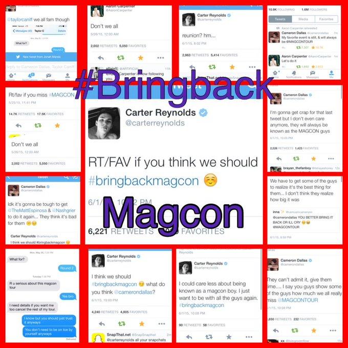#bringbackmacgon @carterreynolds @camerondallas @AaronCarpenter @taylorcaniff http://t.co/BLKCwpxwTs
