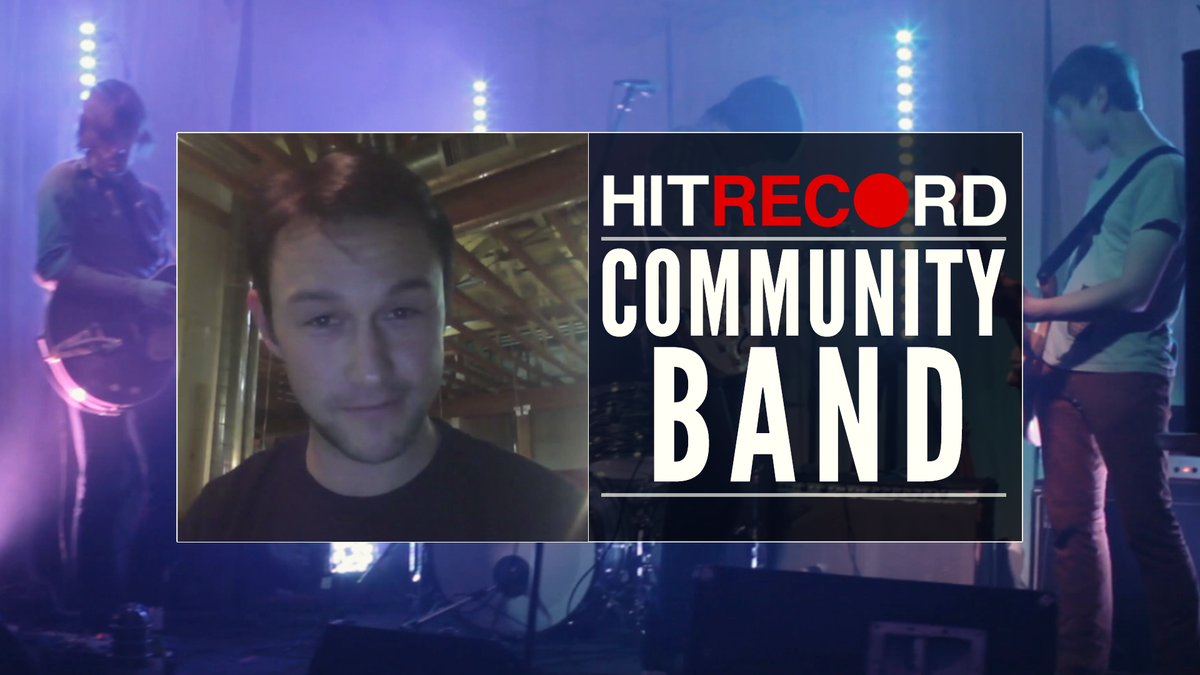 RT @hitRECord: Wanna be in our Community Band? Contribute ur performance videos by tomorrow's deadline! Info: http://t.co/LjsCeItuJm http:/…