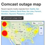 RT @grahamhancock: Massive Comcast DNS outage right now. Glad I'm using Google's DNS! (8.8.8.8) http://t.co/MYNwYNC5wC