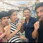 N yes, when we want ice cream, we want!! Chemist ho ya ration ki dukaan!! Lol.. (This was at 1.30am last nite!) http://t.co/0vpwDUAVBe
