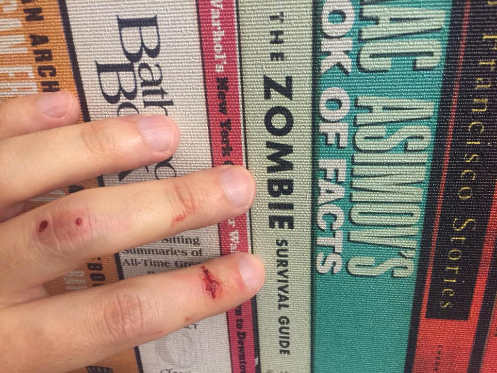 Just got into a fight with guys who tried to grab my phone near Mission 980. Scary neighborhood? Not for a Russian