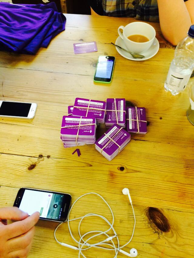 We are ready for @DropletPay week @urbancoffeeco CS. Free coffee when you sign up http://t.co/na0xaLHwre