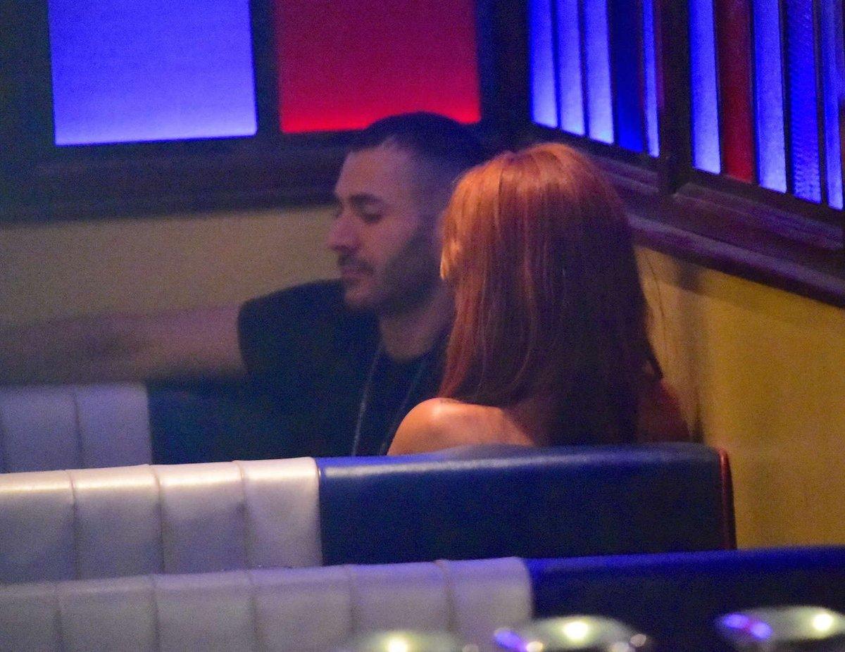 Rihanna et Karim Benzema se sont rendus dans un club jusque 05h avant de prendre leur petit déjeuner ensemble à NY http://t.co/97NYYfI9Ac