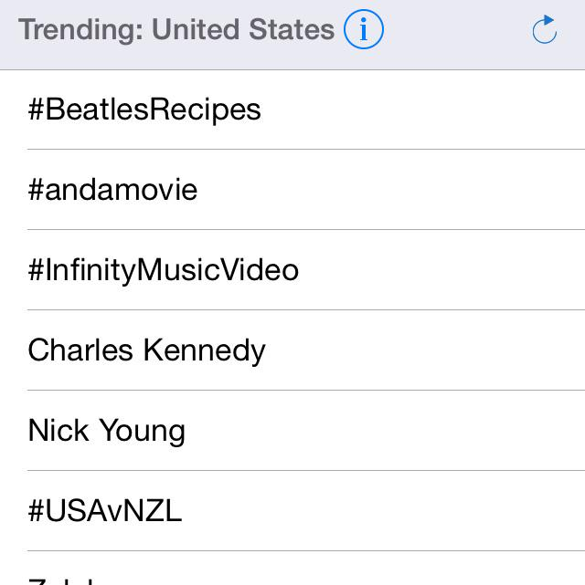 @MariahCarey #InfinityMusicVideo is trending even higher in the US now!!! Yayyyy! #festivemoment #L4L
