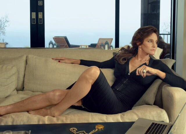 Obsessed with @Caitlyn_Jenner  We all need to learn from her bravery and embrace and love who we are http://t.co/U6J4jBiqMH