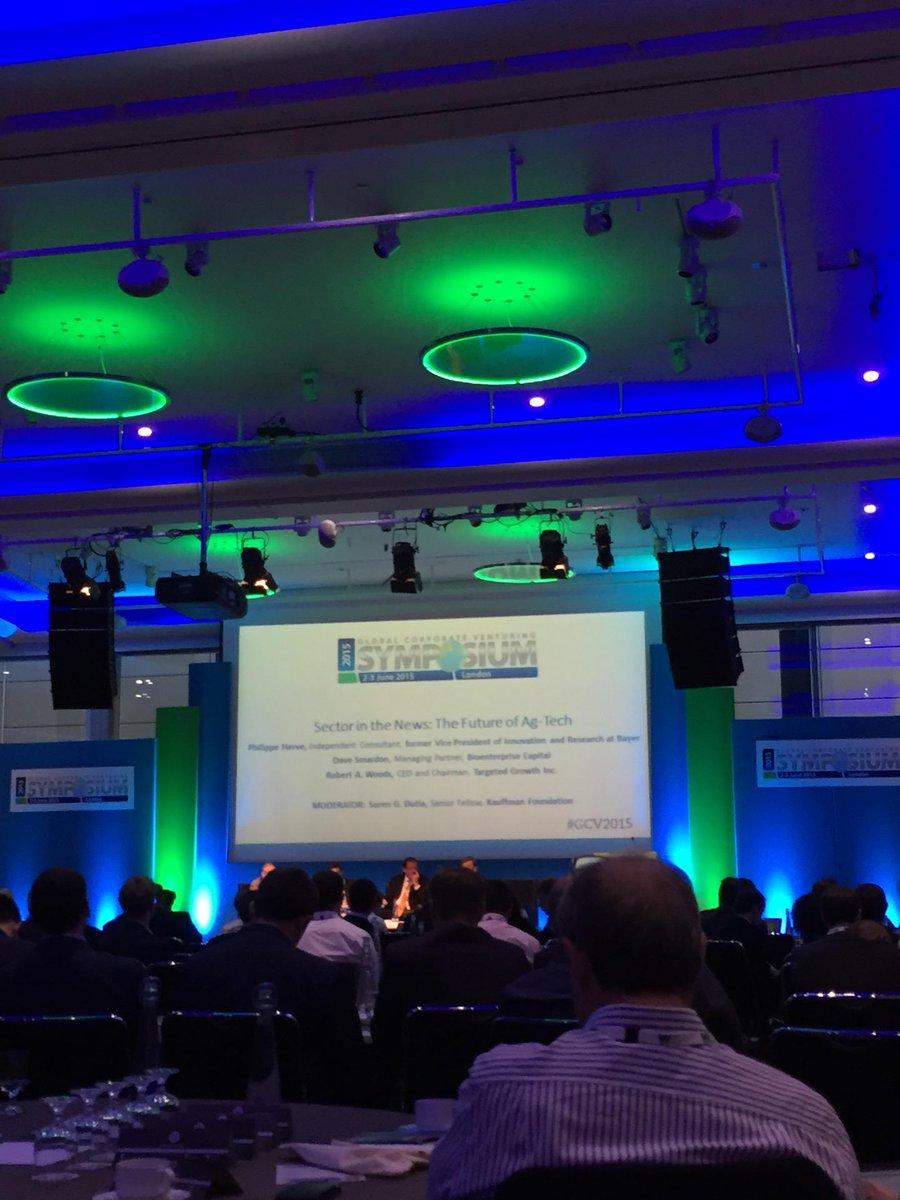 .@enterpriselean is sponsoring #gcv2015 #innovation (@ Grange St. Pauls Hotel in London) https://t.co/VnqpEpi59n http://t.co/XRRd9syIrQ