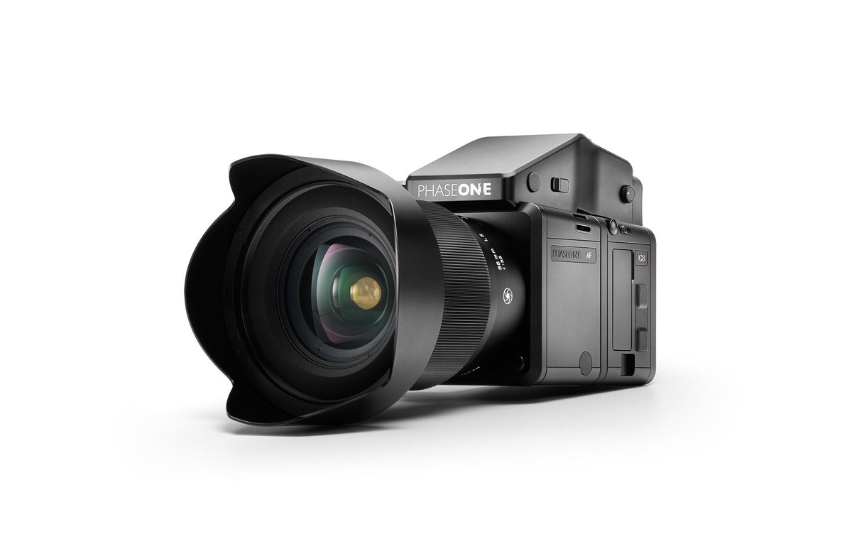 The world's best just got better!   Introducing the #PhaseOneXF Camera System. Check out http://t.co/qO3pHmFfXx http://t.co/BZ95AsvyYE
