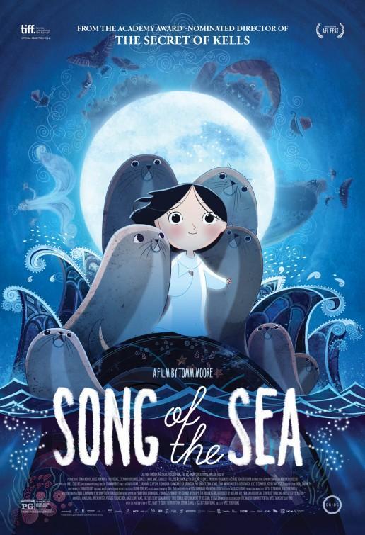 EUフィルムデーズのアイルランド代表、『Song of the Sea ~海の歌』がびっくりするくらい美しくて優しかったから涙が止まらない。これ今からでも一般公開してくれないかしら。ハロウィンの頃なんてどう? http://t.co/d5B8Ru0ccw