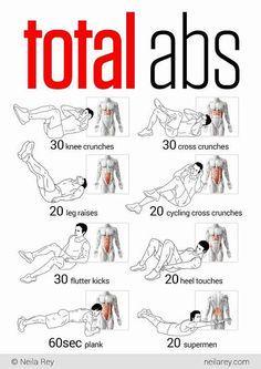 Una rutina completa para trabajar todo tu abdomen, ¿te apuntas? http://t.co/MEIB0cdga8