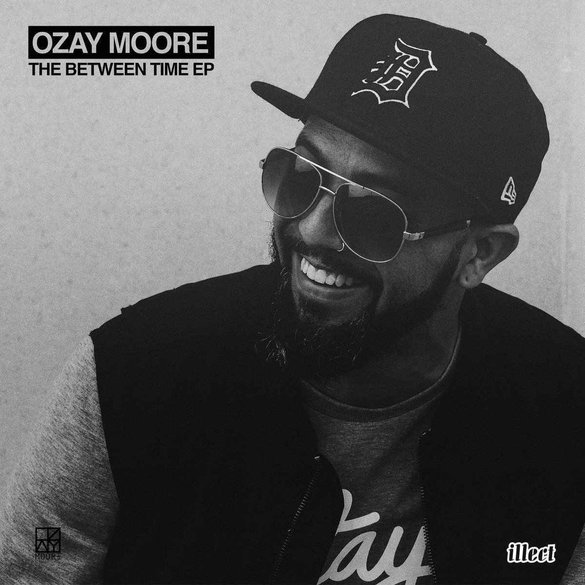 """Welcome @OzayMoore to the team! Download """"The Between Time EP"""" https://t.co/qtyVUN37C5 http://t.co/CVBuxn3PN1"""