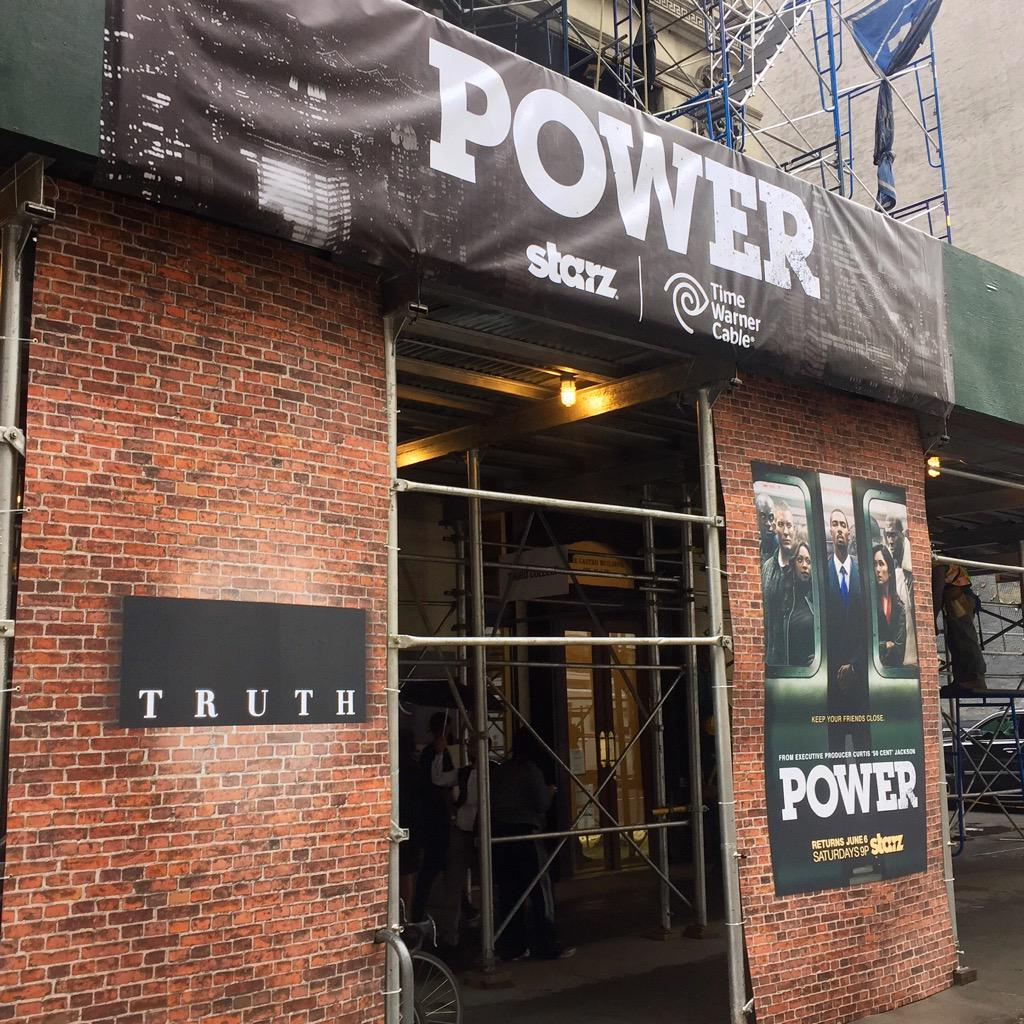 RT @TWC_NYNJ: Want to meet the cast of @Power_Starz? Stop by our @TWC store at 43 W. 23rd St. at 12:30 today! #PowerTakesNYC http://t.co/ZJ…