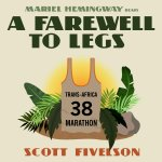 RT @BlackstoneAudio: Mariel Hemingway​ reads A Farewell to Legs, a new short story from Scott Fivelson! http://t.co/s3aa1pnccJ