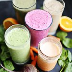 RT @abeautifulmess: 5 Veggie-Based Breakfast Smoothies http://t.co/bUe47DizYy http://t.co/6IksIwPSpv
