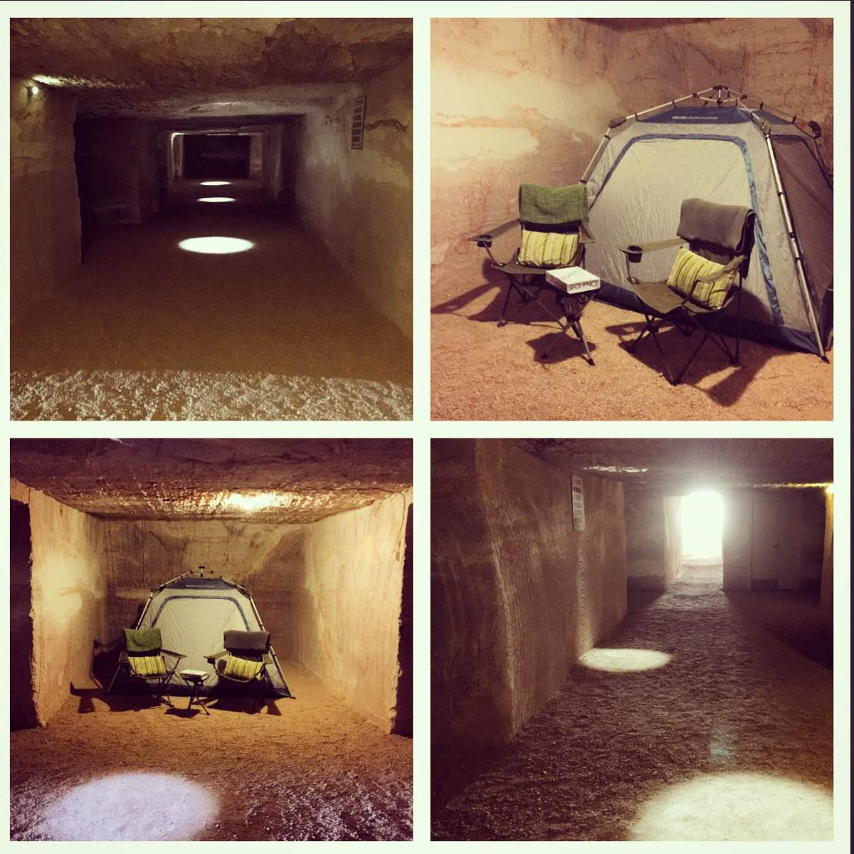 Go mining for opals in this #Aussie wonderland adventure of #UndergroundCamping at #CooberPedy http://t.co/wrZ3bpiCt5 http://t.co/1YYEobmswQ