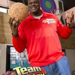 Guess who is on board with Fruity Pebbles! #GoTeamFruity http://t.co/E0CVKStWoE