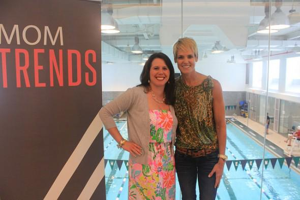 Find out why #Swimming is a Team Sport with @DaraTorres @Momtrends #FunnestSport @SwimToday #MomtrendsSwimNYC http://t.co/w0vXNQy1kO