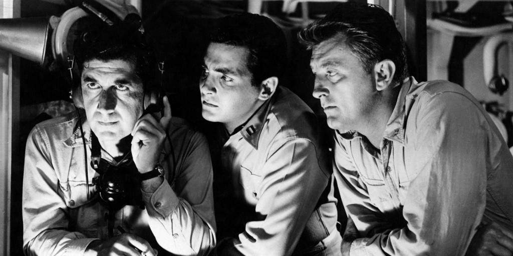 What WWII films move you most? How do you feel about THE ENEMY BELOW ('57)? http://t.co/9VAtPSZzxP