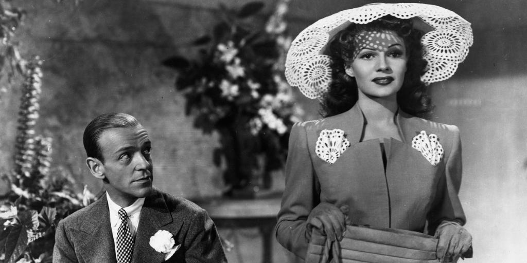 Look for YOU WERE NEVER LOVELIER ('42) on Watch TCM. It's coming up late tonight, 3:15am ET/12:15am PT. http://t.co/YsH8uHvHzD