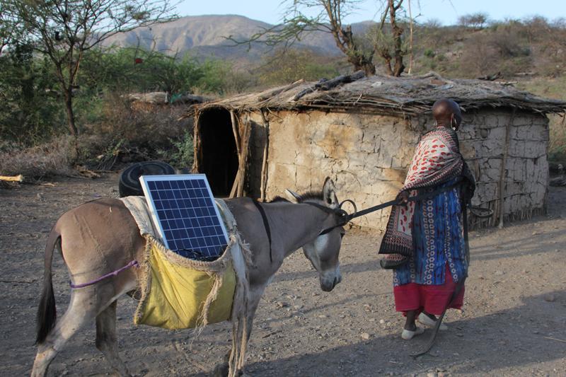 Kenya's #Maasai #women lead a #solar revolution http://t.co/FXGSeNVEK6 @ZAMalasha http://t.co/6L8gClE9D2