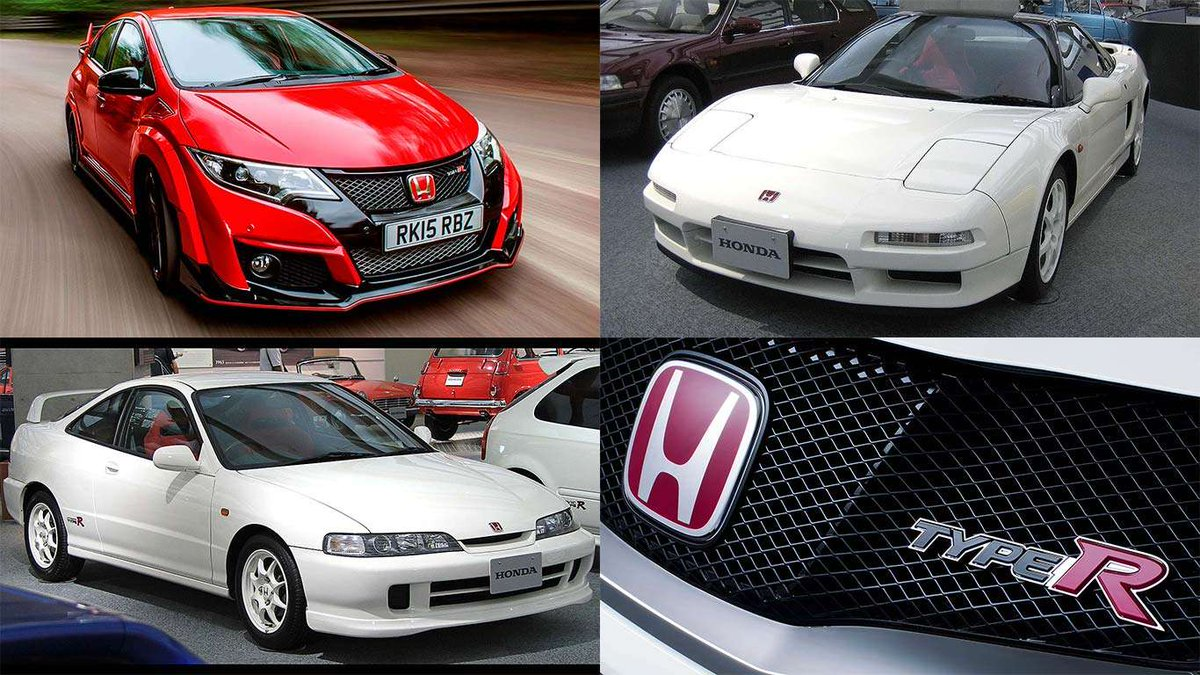 Honda Type R: a history in pictures http://t.co/hMwfVlgwel http://t.co/vVjN9LKZG1