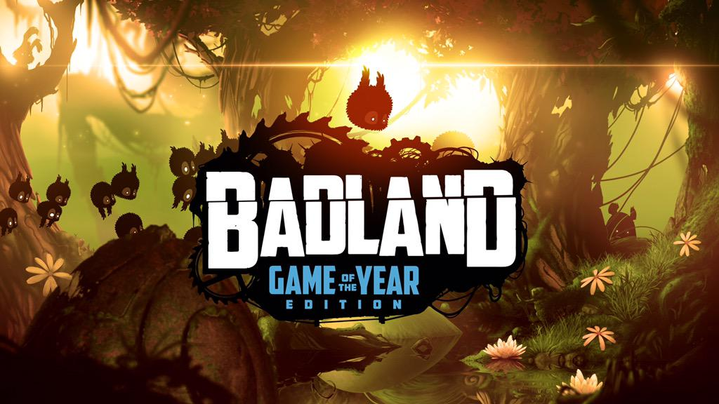 Win an Xbx One code for BADLAND: Game of the Year Edition. RT and Follow before 10PM GMT for a chance to win. http://t.co/guljFFfjMg