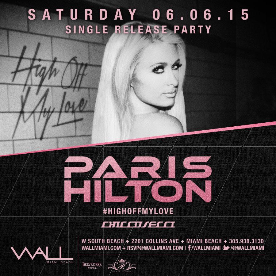 .@ParisHilton returns to WALL this Saturday!  More info: http://t.co/8X0vPf25ea http://t.co/Q7Lv6z26Qq