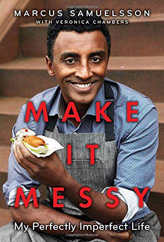 #Giveaway: Retweet this for a chance to win a copy of #MakeItMessy and don't forget to tune in to @TODAYshow tmrw. http://t.co/94UgKxVlO8