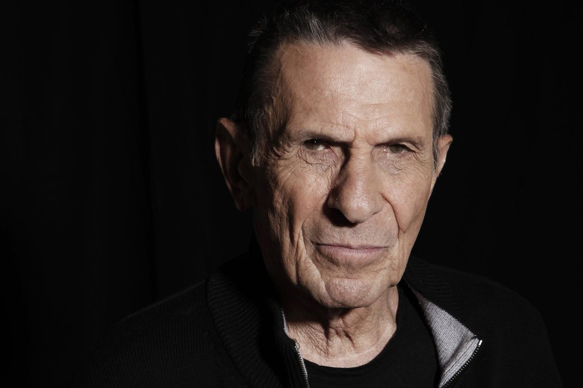"""Adam Nimoy is kickstarting a doc -""""For The Love Of Spock"""" http://t.co/4Gu6x8zOjo  #Spockdoc @LoveOfSpock #LLAP #Spock http://t.co/r0Y3P4cIpE"""