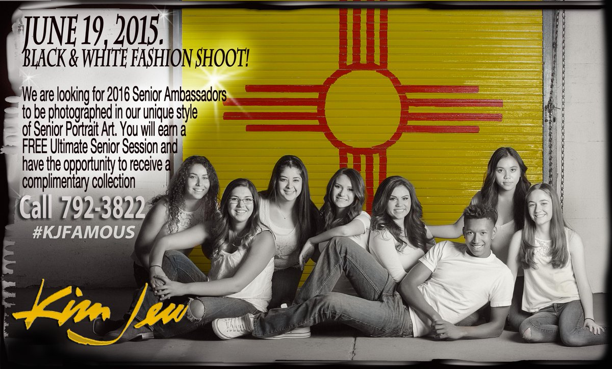 Class of 2016! Get a start on your Senior year.Call 792-3822 (code #1716) to enter our JUNE Fashion Shoot #RT #Senior http://t.co/fuZ7HlAByt