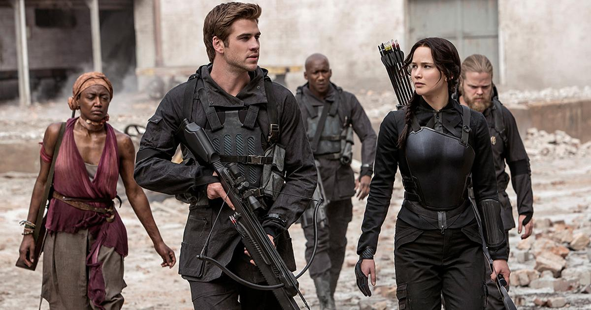 See the first photo from The Hunger Games: Mockingjay - Part 2