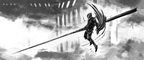 ヴィンチェンゾ・ナタリが幻の『ニューロマンサー』&『プレデター』新作のコンセプトアートを公開!『ニューロマンサー』には『