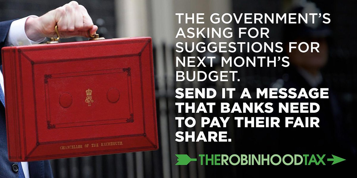 URGENT! For 24 hours, Osborne wants to hear from you! Call for a #RobinHoodTax in the Budget: http://t.co/xLrW5MqXAi http://t.co/c4KdreR2db